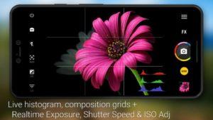 تصویر محیط Camera ZOOM FX – FREE v6.3.0