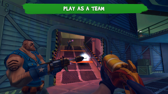 Blitz Brigade – Online FPS fun v3.5.2b