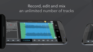 تصویر محیط n-Track Studio 8 Pro Music DAW v9.0.2 build 900000679