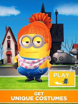 Minion Rush: Despicable Me Official Game v5.0.0g