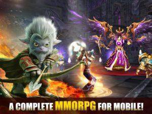 تصویر محیط Order & Chaos Online 3D MMORPG v4.2.2d + data