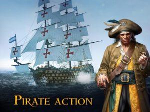 تصویر محیط Tempest: Pirate Action RPG v1.4.4 + data