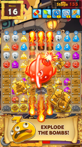 تصویر محیط MonsterBusters: Match 3 Puzzle v1.3.63