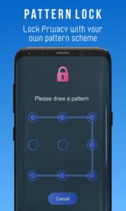 تصویر محیط App Lock v1.9
