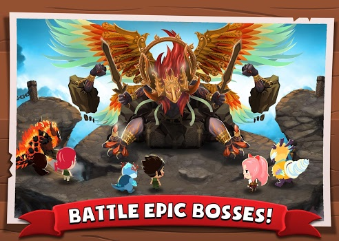 Battle Camp – Monster Catching v4.4.0