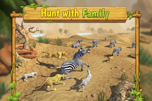 Cheetah Family Sim v3.1
