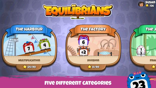 Equilibrians v1.0 build 1