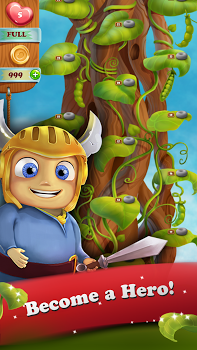 Fairytale Hero: Match 3 Puzzle v1.0.5