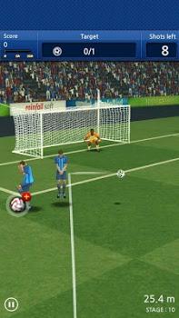Finger soccer : Football kick v1.0