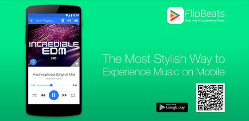 FlipBeats – Best Music Player v1.1.26