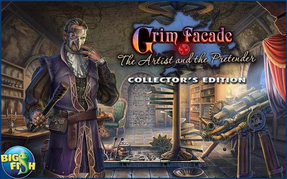 Grim Facade: The Artist (Full) v1.0.0 + data