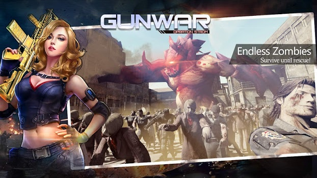 Gun War: SWAT Terrorist Strike v2.1.8