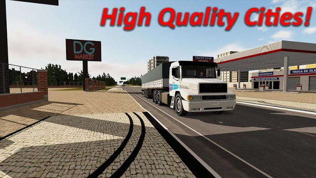 Heavy Truck Simulator v1.960 + data