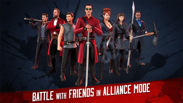 Into the Badlands Blade Battle v1.1.57 + data
