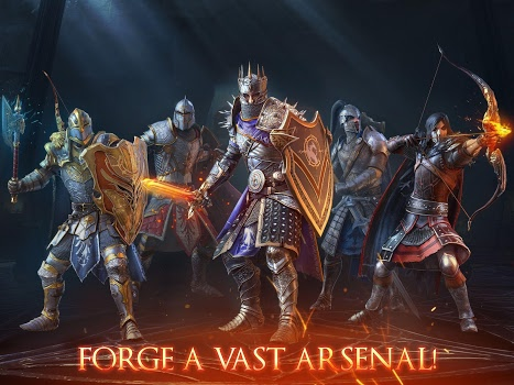 Iron Blade – Medieval RPG v1.8.1b
