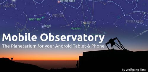 Mobile Observatory 2 – Astronomy v2.75e