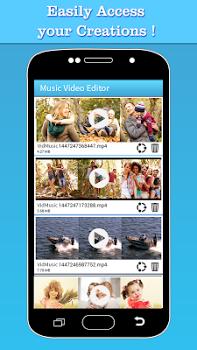 Music Video Editor Add Audio Premium v1.25