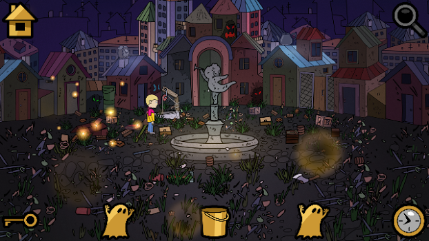 Mysterious town v1.0.6 build 3