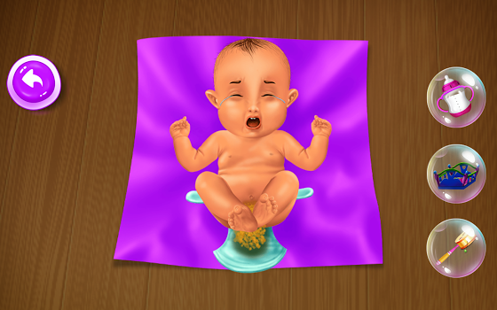 Newborn Baby Care Girls Game v1.0.1 build 1