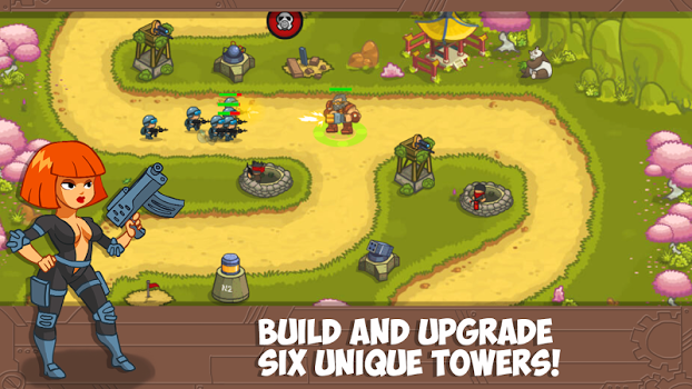 Steampunk Defense Premium v2.0.3