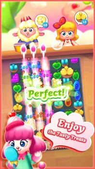 Tasty Treats – A Match 3 Puzzle Game v15.0