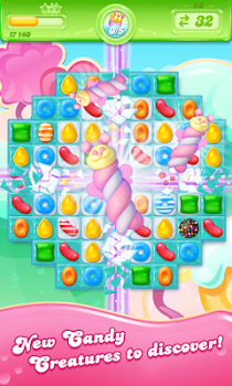 Candy Crush Jelly Saga v1.66.3