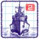 بازی نبرد دریایی Sea Battle 2 v1.8.4