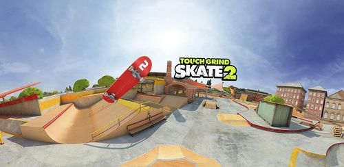 Touchgrind Skate 2 v1.38 + data