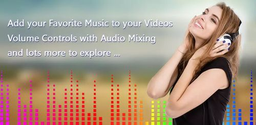 Music Video Editor Add Audio Premium v1.25