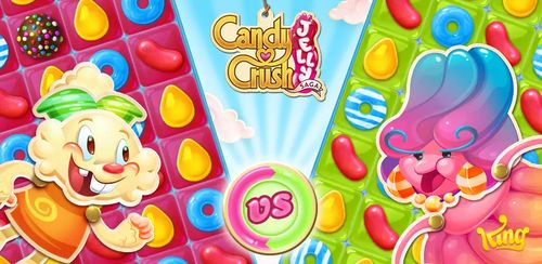 Candy Crush Jelly Saga v2.3.8
