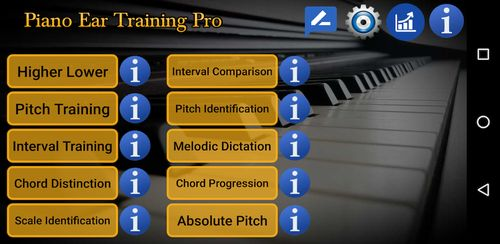 Piano Ear Training Pro v107