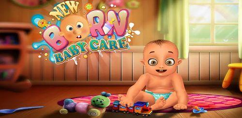 Newborn Baby Care Girls Game v1.0.1 build 1
