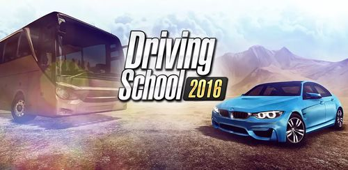 Driving School 2016 v2.2.0 + data