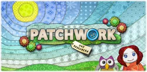 Patchwork The Game v45