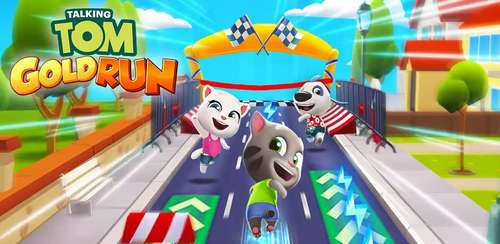 Talking Tom Gold Run 3D Game v2.7.2.80