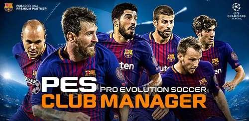 PES Club Manager v1.7.0 + data