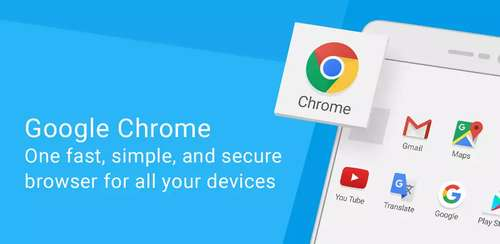 Google Chrome: Fast & Secure v61.0.3163.98