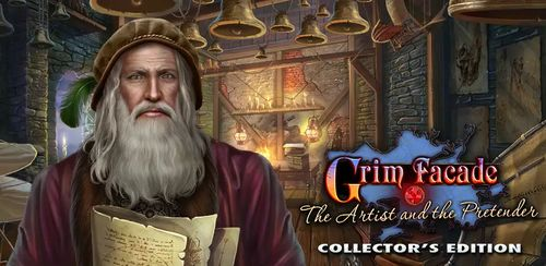 Grim Facade: The Artist (Full) v1.0.0 + data