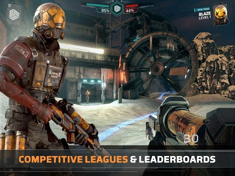 Modern Combat Versus: New Online Multiplayer FPS v1.2.7 + data