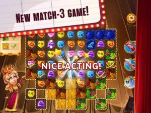 تصویر محیط Queen of Drama – Match 3 Game v1.2.7