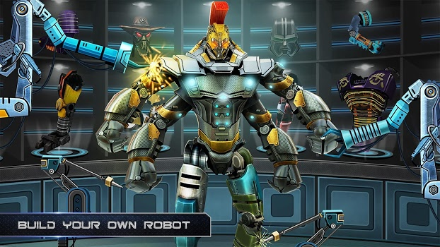 Real Steel HD v1.41.4 + data