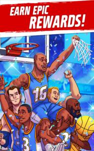 تصویر محیط Rival Stars Basketball v2.9.4