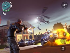 تصویر محیط Gangstar New Orleans OpenWorld v1.7.1c + data