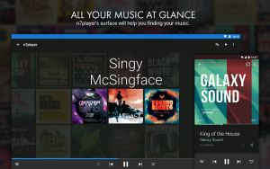 تصویر محیط n7player Music Player v3.1.2-287