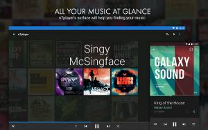 تصویر محیط n7player Music Player v3.1.2-287