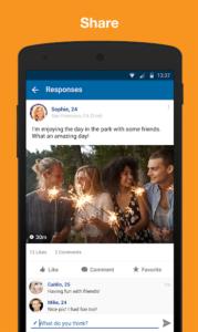 تصویر محیط SKOUT – Meet, Chat, Go Live v6.6.2