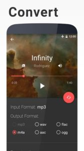 تصویر محیط Timbre: Cut, Join, Convert Mp3 Audio & Mp4 Video v3.1.7
