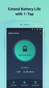 Battery Doctor-Battery Life Saver & Battery Cooler v6.17 build 6170010