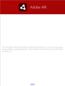 Adobe AIR v28.0.0.9999