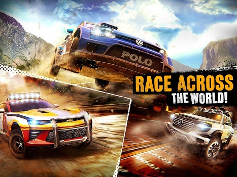 Asphalt Xtreme: Rally Racing v1.7.0g + data